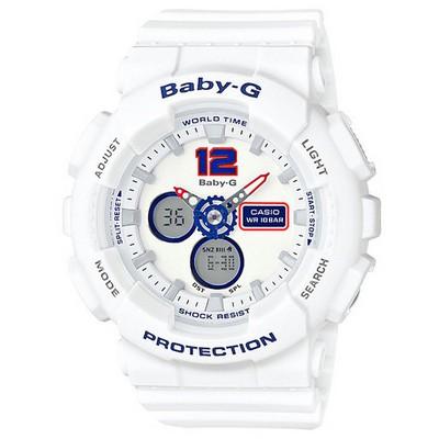 Casio Ba-120tr-7bdr Baby-g Kadın Kol Saati