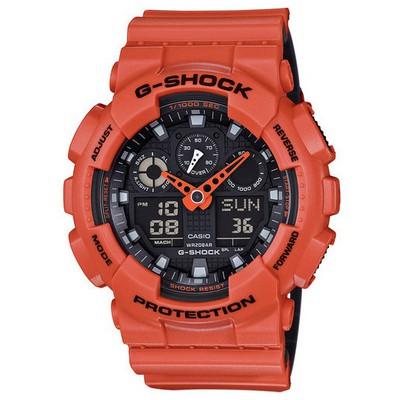 Casio Ga-100l-4adr G-shock Erkek Kol Saati