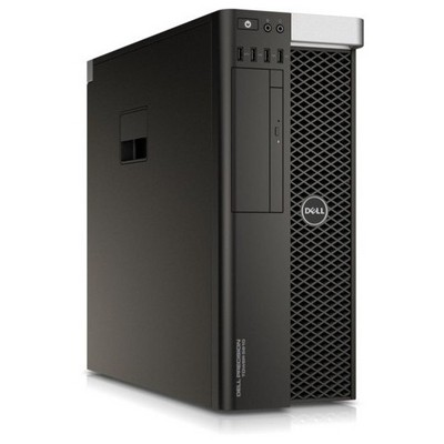 Dell Precision Tower 5810 Masaüstü Bilgisayar - Güneş
