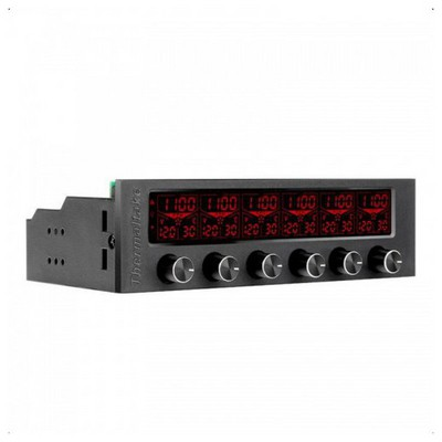 thermaltake-commander-f6-rgb-lcd-ekranli-multi-fan-kontrol-unitesi