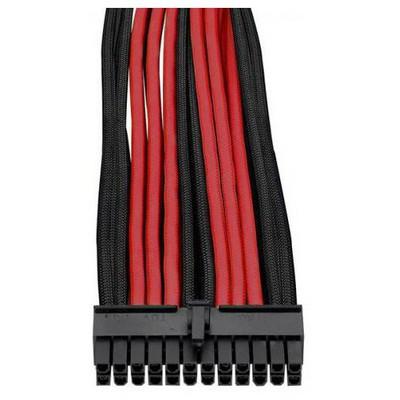 Thermaltake Ac-033-cn1nan-a1 Ttmod Kırmızı/siyah Güç Kaynağı Sleeved 0 Seti (16 Awg) Bileşen Aksesuarı