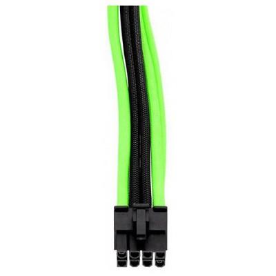 Thermaltake Ac-034-cn1nan-a1 Ttmod Yeşil/siyah Power Supply Sleeved Kablo Seti (16 Awg) Bileşen Aksesuarı