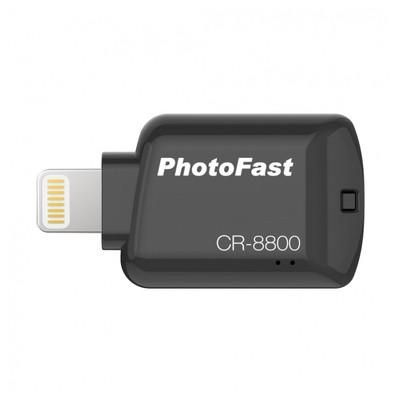 PhotoFast Cr-8800 Ios Mikrosd  - Siyah Kart Okuyucu