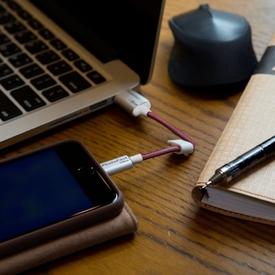 PhotoFast Memoriescable Gen3 64gb Lightning / Usb 3.0 Şarj Kablolu I-flashdrive (gümüş) USB Bellek
