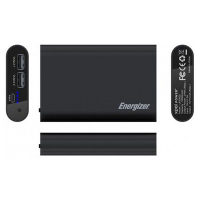 Energizer UE10002 10000 mAh Powerbank - Siyah