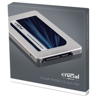 Crucial 525GB MX300 SSD (CT525MX300SSD1)