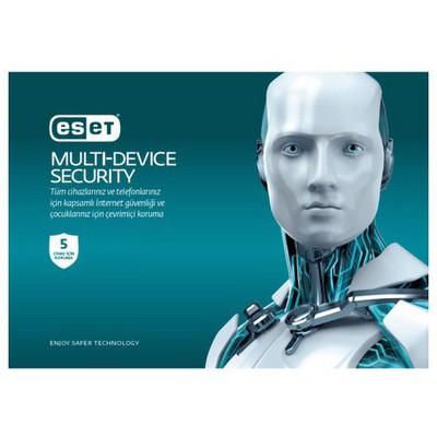 Eset Multi Device V9 Kutu-5 Kullanıcı Güvenlik Yazılımı