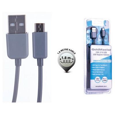 Goldmaster Cab-1219 Usb Bağlantı Kablosu USB Kablolar
