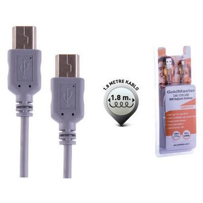 Goldmaster Cab-1220 Usb Bağlantı Kablosu USB Kablolar