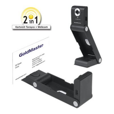 Goldmaster BV-125 Webcam