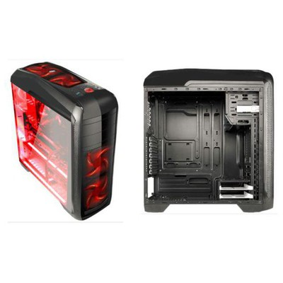 Dark Shadow 600w Mid Tower Kasa (DKCHSHADOW600)