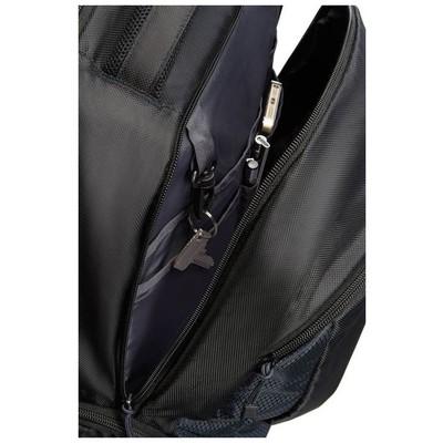 """Samsonite 66V-09-002 66V-09-002 15.4"""" Freeguider Notebook Sırt Çantası Siyah/Koyu Gri Laptop Çantası"""