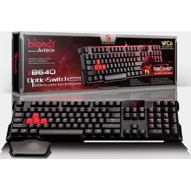 Bloody B640 Bloody B640 Q Usb Siyah Multimedya Gamer Mekanik Klavye Ofis Yazılımı