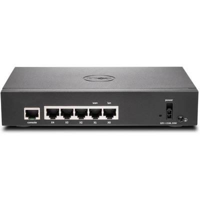 Dell SonicWall TZ300 Firewall + 3 Yıl Lisans (01-SSC-0576)