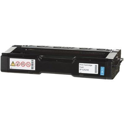 Ricoh 407717 Ton Rıcoh Spc252 Serısı Cyan (6k) Toner