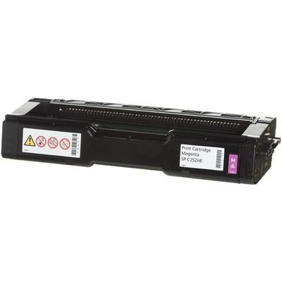 Ricoh 407718 Ton Rıcoh Spc252 Serısı Magenta (6k) Toner