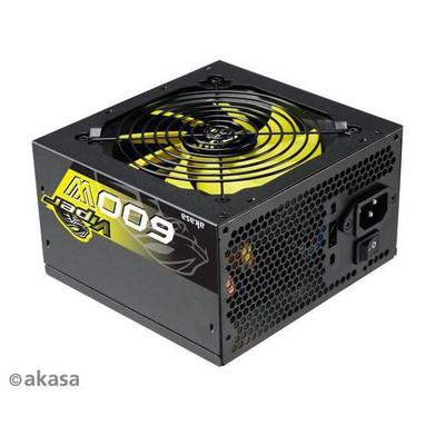 Akasa Viper 600w 80+Bronze Güç Kaynağı (AK-PA060AF07)
