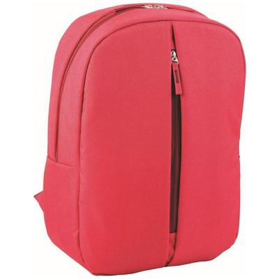 """Classone Roma Serisi Bp-m302, 8.7""""-14"""", Medium, Kırmızı, Ultrabook, Tablet Uyumlu, Notebook Sırt Çantası Laptop Çantası"""
