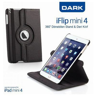 dark-dk-ac-ipm4krt-iflip-ipad-mini4-360-donebilen-siyah-kilif