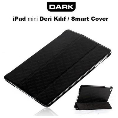 Dark Dk-ac-ıpmksdb Ipad Mini Ön Ve Arka Akıllı Deri Kılıf Ve Stant Tablet Kılıfı