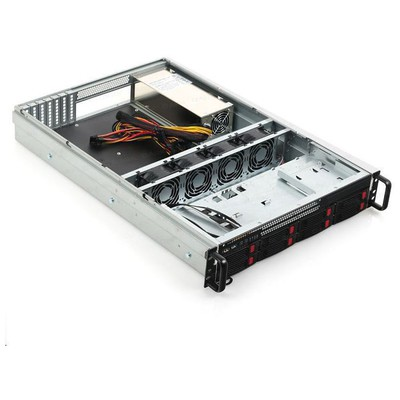 Dark Dkchsr2u1p500 Servernet 2u 500w Server Kasa
