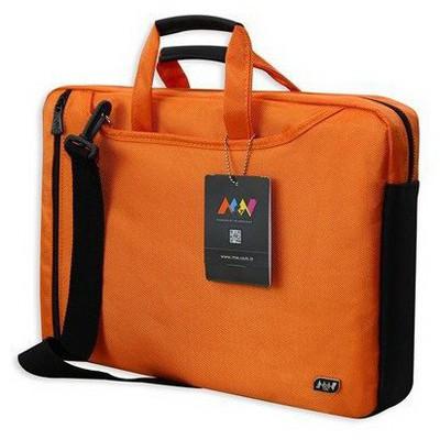 """MW 1537-turuncu M&w Colorday Nb-1537 15.6"""" -16"""" Laptop Çanta Trnc Laptop Çantası"""