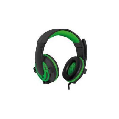 Defender 64128 Gaming Headset Warhead G-300 Green - 64128 Kafa Bantlı Kulaklık
