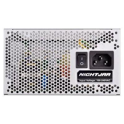 Silverstone Nightjar NJ520 520w 80+Platinum Güç Kaynağı (SST-NJ520)