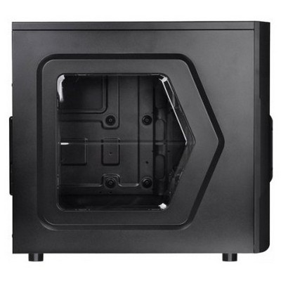 Thermaltake Versa H22 Window 600w Gaming Kasa (CA-3B3-60M1WE-00))