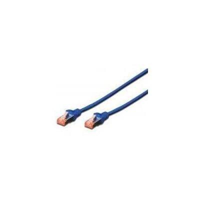 Digitus Bc-s60025b Cat 6 Sftp/pımf (pairs In Metal Foil) Patch Kablosu, 0,25 Metre, Lsoh, USB Kablolar