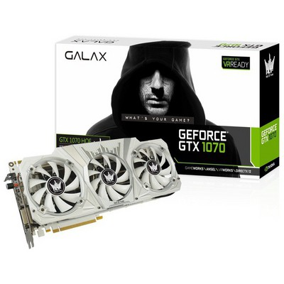 Galax GeForce GTX 1070 Hall of Fame 8GB GDDR5 256bit Ekran Kartı
