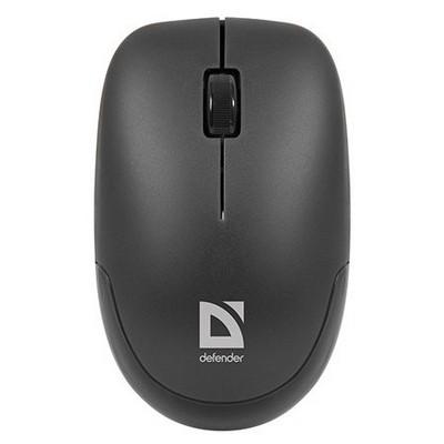 Defender Datum Wireless Optik Siyah  Mm-015 Mouse