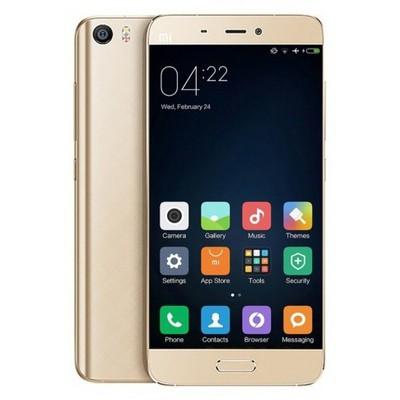 Xiaomi Mi 5 32GB Dual Sim Altın - İthalatçı Garantili