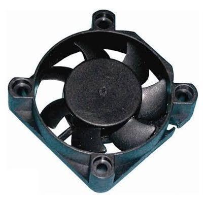 Akasa 4cm Klasik Siyah Fan (AK-DFS401012M)