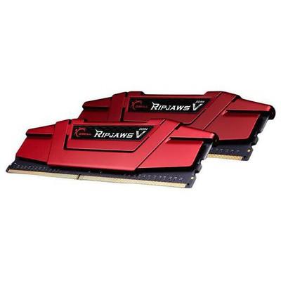 G Skill RipjawsV 2x8GB Desktop Bellek (F4-3000C15D-16GVRB)