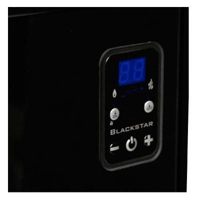 Vigo EPK 4590 E25 Dijital Konvektör Isıtıcı - Siyah