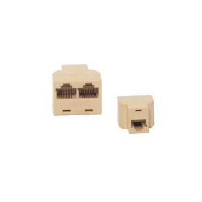 S-Link Sl-88ff2 8p8c F To 8p8c F*2 Adaptör Çevirici Adaptör