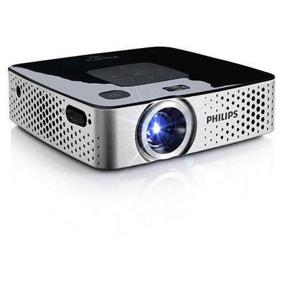 Philips Ppx3417 170 Ans 854x480 1000:1 Wi-fi 4gb Pil Projektör
