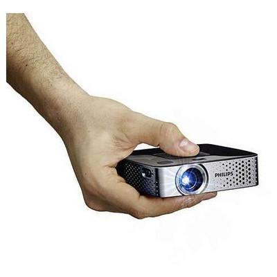 Philips Ppx3417 170 Ans 854x480 1000:1 Wi-fi 4gb Battery Projektör