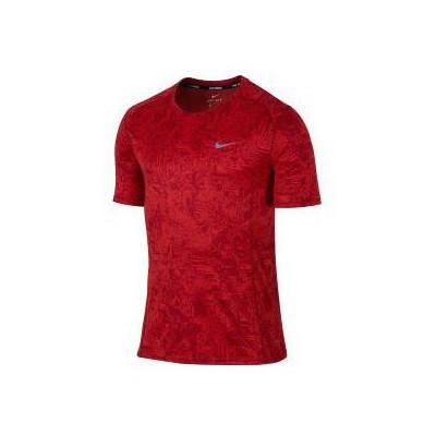 Nike 53584 800313-677 M Nk Dry Uv Miler Top Ss Pr Tişört 800313-677