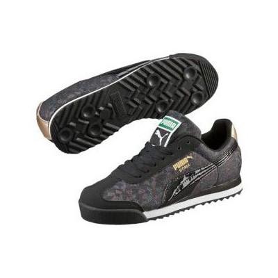 Puma 55500 361271-01 Roma Basic Gleam Jr Black 361271-01