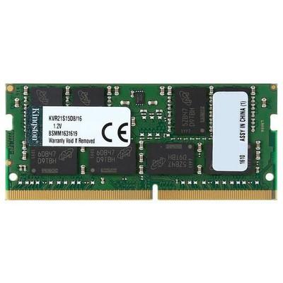Kingston 16GB Notebook Bellek (KVR21S15D8/16)