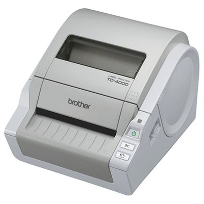Brother P-touch Td-4000 Etiket Yazıcı Etiket Makinesi