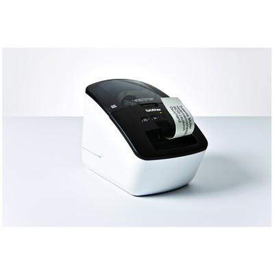 Brother P-touch Ql-700 62mm E Kadar Baskı Dk Serisi Etiket Bilgisayar Bağlantılı Etiket Makinesi