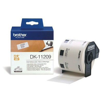 Brother P-touch Dk-11209 Etiket