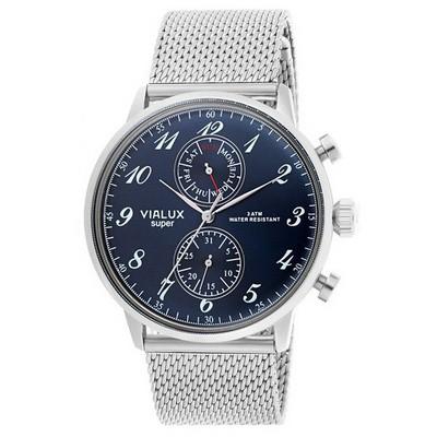 Vialux Vx601s-11ss Erkek Kol Saati