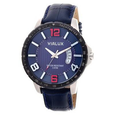 Vialux Xs350t-11ns Erkek Kol Saati