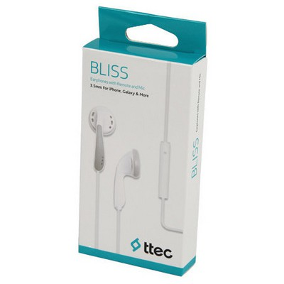Ttec Kulak Içi Kulaklık Mikrofonlu Model 2kmk1001 Kulak İçi Kulaklık