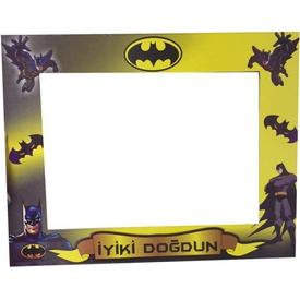 Parti Paketi Batman-sofia Fotoğraf Çektirme Çerçevesi, Küçük Boy Diğer Parti Aksesuarları