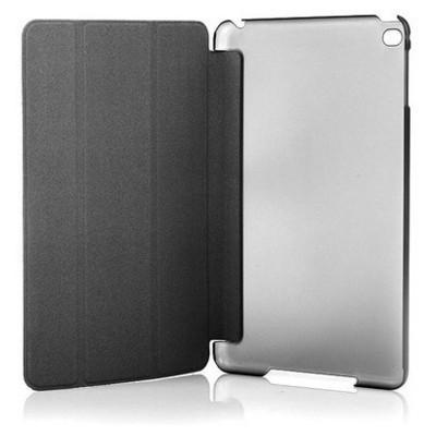 Dark Dk-ac-ıpm4ksdb Ipad Mini4 Ön Ve Arka Akıllı Deri Kılıf Ve Stant (Siyah) Tablet Kılıfı